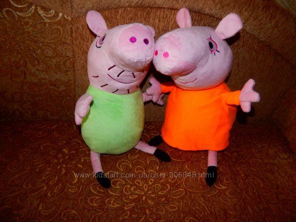 Свинка Пеппа и почему папа Свин считается крутым
