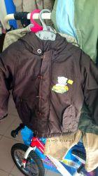 Замечательная курточка мальчику
