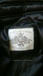 Куртка  новая недорого на девочку 10-12