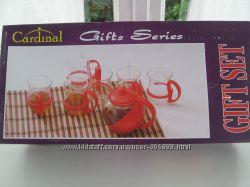Чайный сервиз на 6 персон Cardinal gifts series
