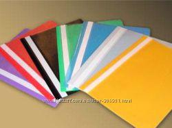 Папка- скоросшиватель 1, 50коп, файлы