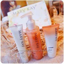 Бархатные ручки Mary Kay с ароматом персика
