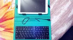 Планшет недорого с клавиатурой и чехлом