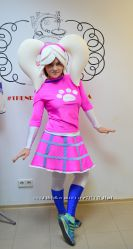 Роза Барбоскина -костюм для взрослых и детей