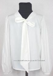 Школьная блузка, 128-152р.