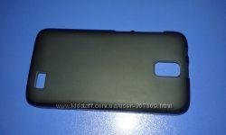 Накладка-чехол силиконовый для смартфона Lenovo A328 и LG 155 MAX