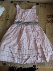 Красивое платье для девочки COOL CLUB