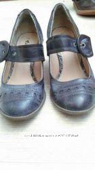 Туфли кожзам 25 см