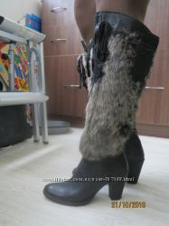 Сапоги зимние 25 см