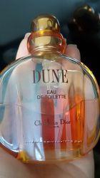 Dior Dune. Оригинал. Остаток во флаконе, стародел