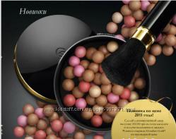Румяна в шариках Giordani Gold от Орифлйем .