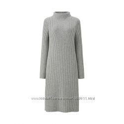 Платье теплое фирменное ЮНИКЛО Uniqlo рЛ