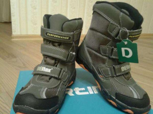 Сапоги Cortina  Deltex термо ботинки р. 33  20, 4см