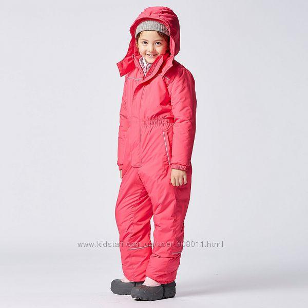 Комбинезон  костюм детский ЮНИКЛО Uniqlo лыжный теплый