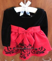 Нарядное платье Rare Editions 6-9mes