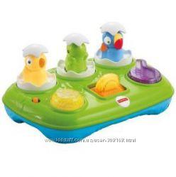 Fisher Price Развивающая игрушка Маленькие друзья
