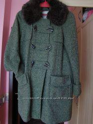 Дизайнерское молодежное  пальто