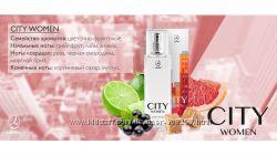 Свежие ароматы City Women и City Men