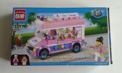 конструктор Brick Ice-Cream Van
