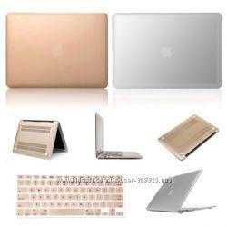 Стильный золотой чехол для MacBook Air 13