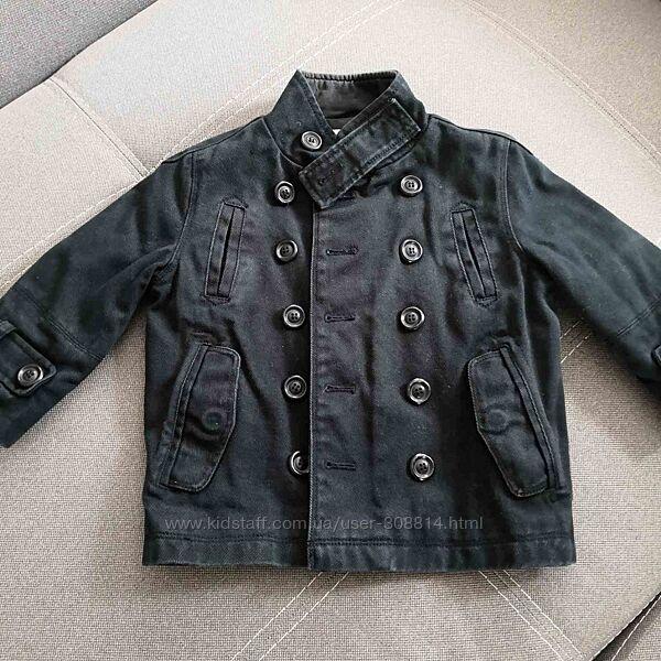 Продаётся пальто детское