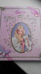 Огромная книга про Барби английский язык