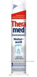 Зубная паста Theramed, отбеливающая, 100 мл
