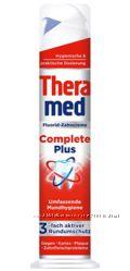 Зубная паста Theramed, Complete Plus, Комплексный уход, 100 мл