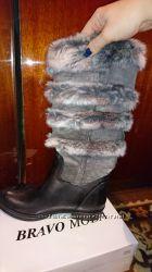 Резиновые сапоги зима