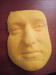 напечатанная маска