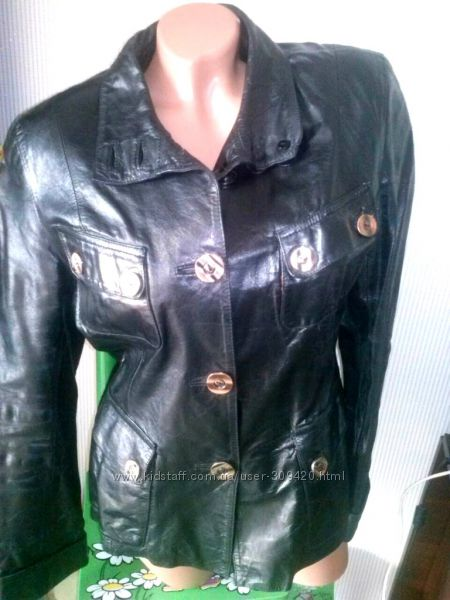 Женска кожаная куртка