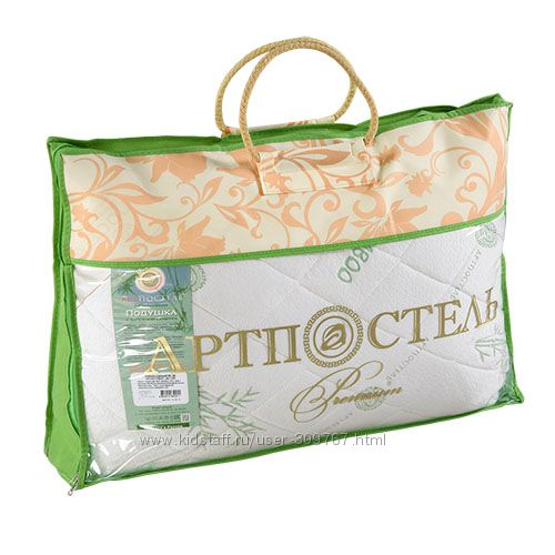 #4: Упаковка подушки
