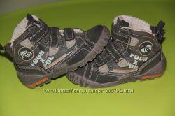 Демисезонные ботинки Bobbi Shoes Германия 19, 5 см по стельке. 29 размер.