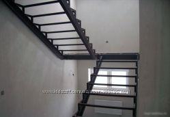 Сварочные работы. Металлические конструкции Лестницы, ворота, калитки.