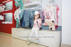 Стильные детки довольные родители - одетые на иностранных сайтах