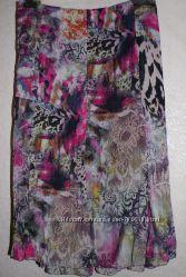 Красивая легкая юбка Samoon, разм. 58