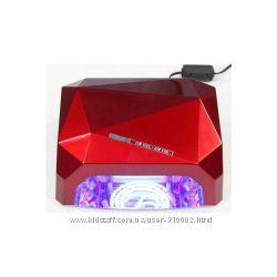 LEDCCFL лампа36вт гибрид с сенсором