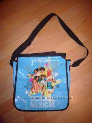 Фирменная сумка для девочки 9-13 лет.