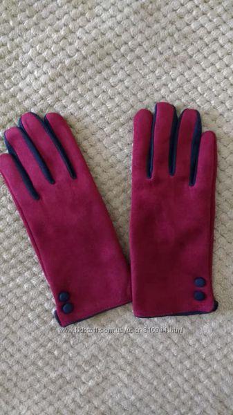 Женские перчатки для смартфона, 7-7, 5 М