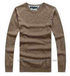 Мужской свитер TOMMY HILFIGER original 100 хлопок