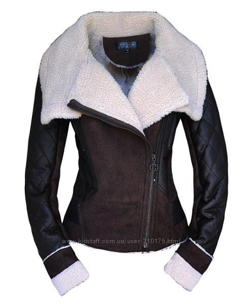 TOPSHOP женская байкерская куртка