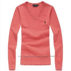 Разные цвета Ralph Lauren original Женский свитер пуловер джемпер свитшот