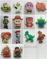 Джибитс Jibbitz Історія іграшок История игрушек Toy Story