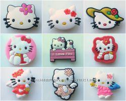 Джибитсы Jibbitz - Хелло Китти - Hello Kitty 27 видов