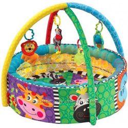 Playgro. Развивающий коврик-бассейн игровой центр