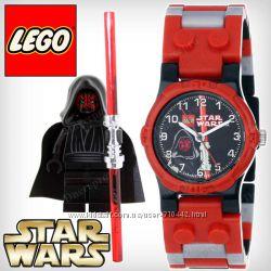 Годинник конструктор LEGO Star Wars Darth Maul Лего зоряні війни Дарт Мол