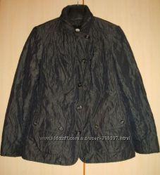 Стильная демисезонная куртка BONITA Германия euro46 большой размер 54-56