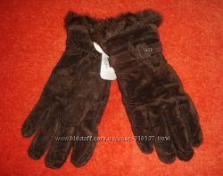 Перчатки жен. зимние фирменные John Lewis Великобритания размер 8-XL