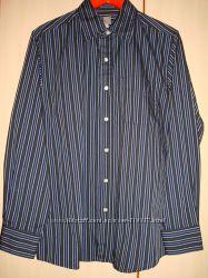 Рубашка мужская фирмы TU Range Navy Великобритания размер М-L