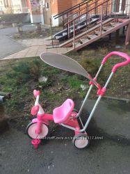 Детский велосипед от 2 х лет chicco